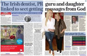 Irish Mail on Sunday 2-1-15